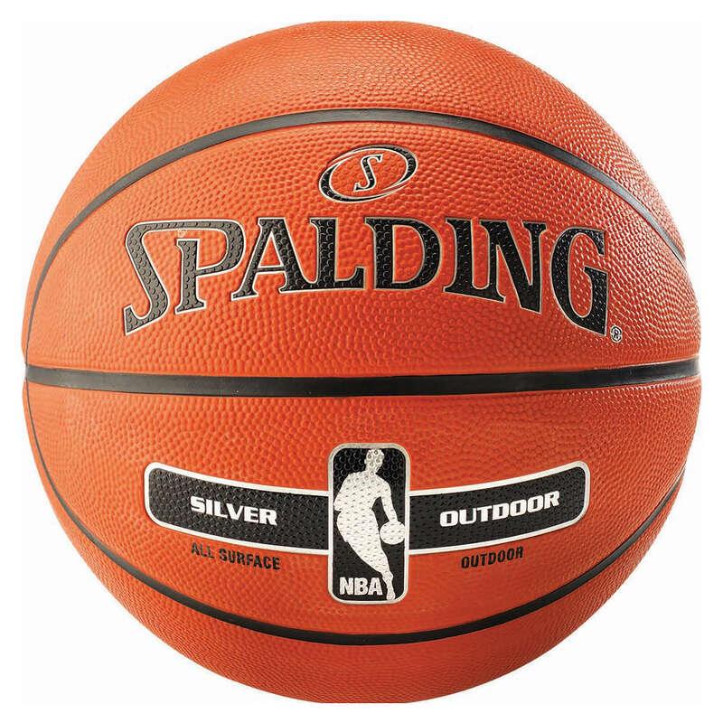MINGI DE BASCHET - Minge NBA SILVER OUTDOOR M7 SPALDING