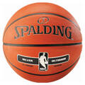 BASKETBALOVÉ MÍČE Basketbal - MÍČ NBA SILVER OUTDOOR VEL. 7 SPALDING - Basketbalové míče
