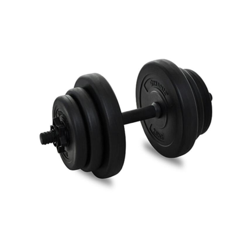 Dambıl Seti - 10 kg - VİNİL DYNAMIC