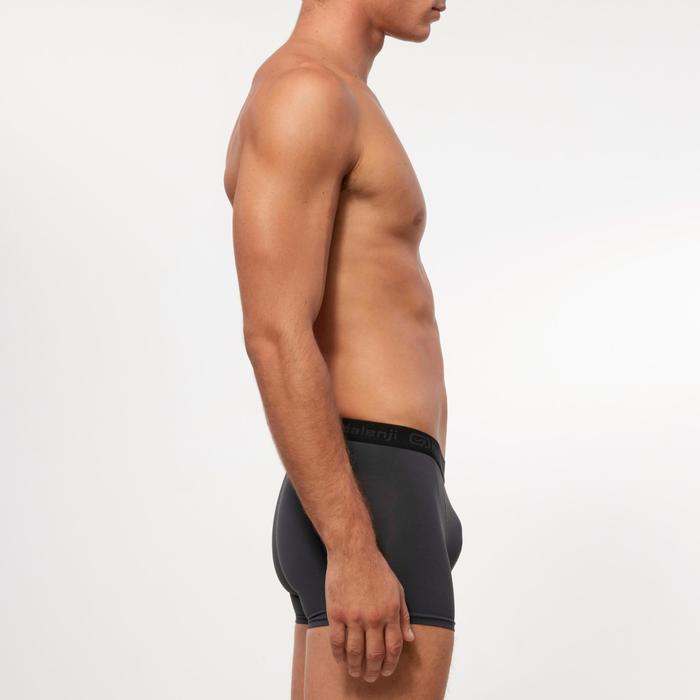 Men's Breathable Running Boxers - orange