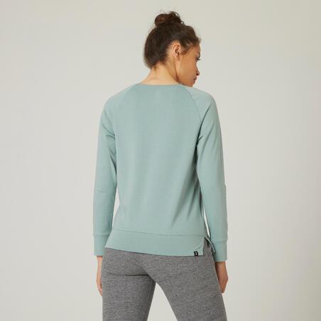 500 cotton fitness T-shirt - Women