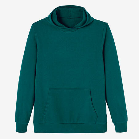 100 hoodie with kangaroo pouch - Men
