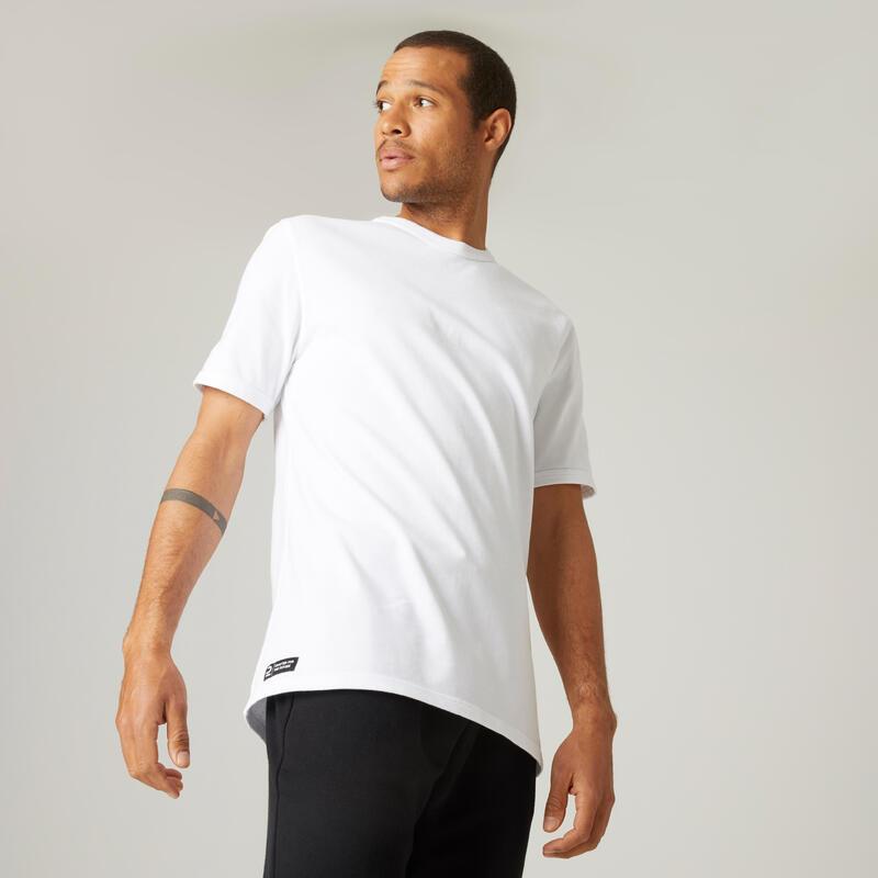 T-shirt Coton Bio Fitness Robustee