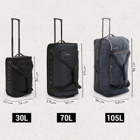 105L Bag Essential - Black