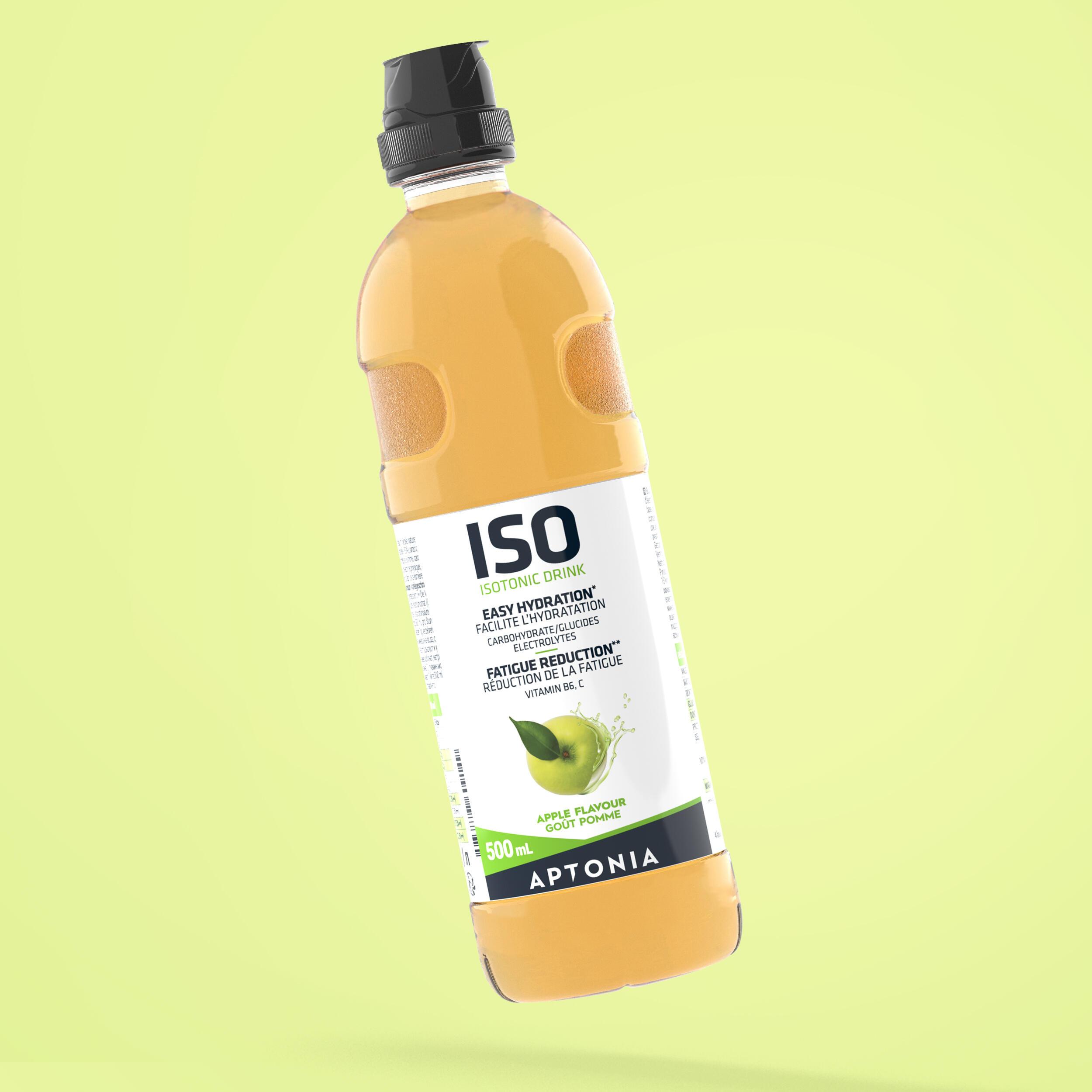 APTONIA. Bevanda isotonica pronta da bere ISO mela 500ml