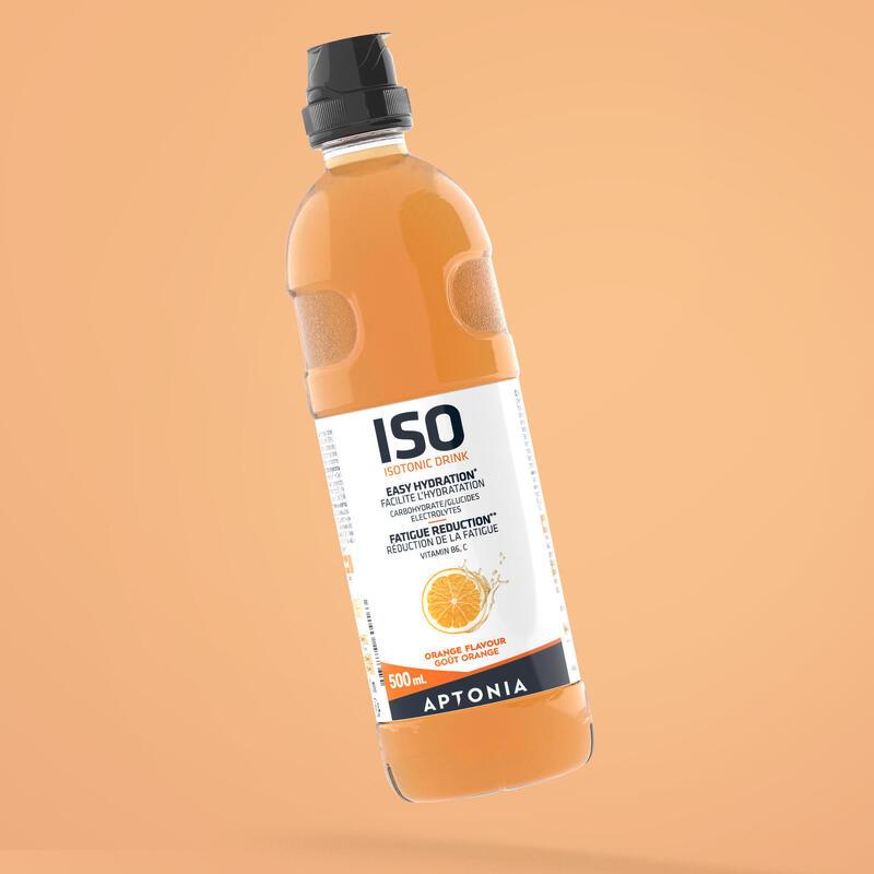 Isotonický nápoj ISO 500 ml pomerančový