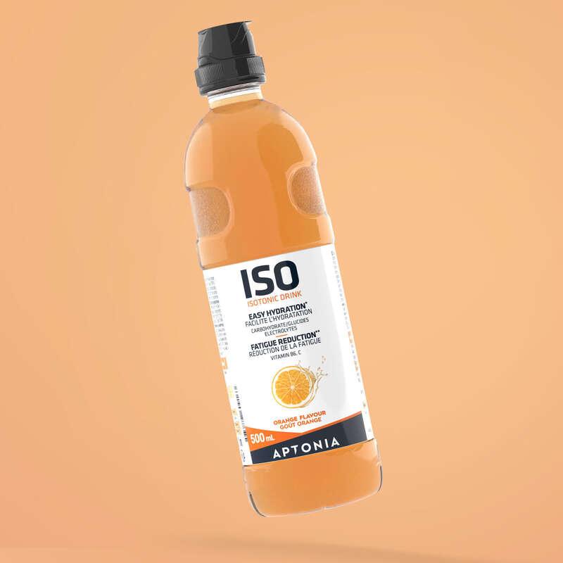 HIDRATARE ȘI PREGĂTIRE Drumetie, Trekking - Băutură ISO Portocale 500 ml  APTONIA - Echipament drumetie