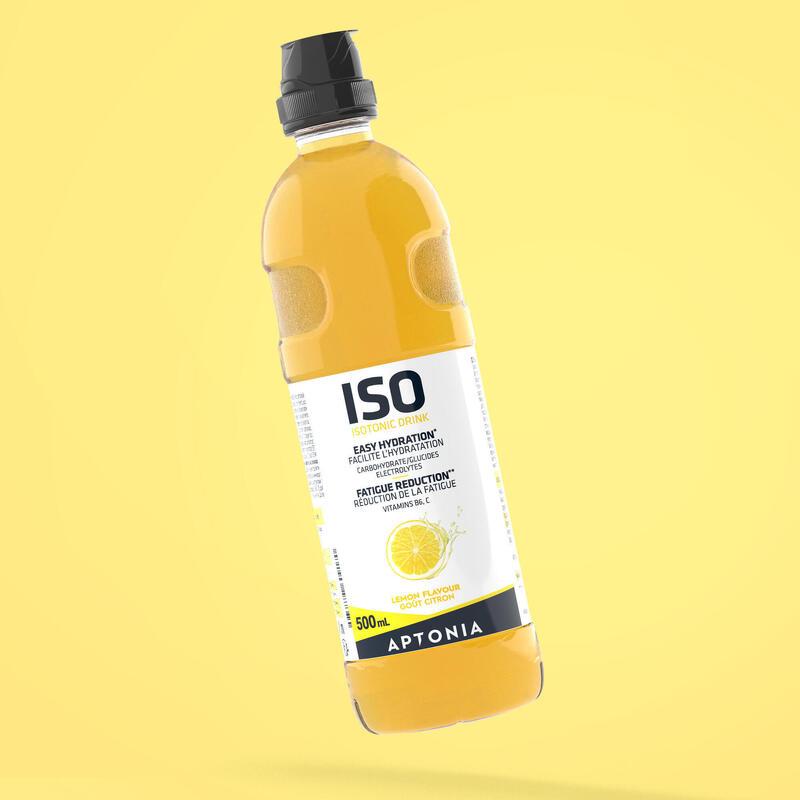 Isotonický nápoj ISO 500 ml citrónový