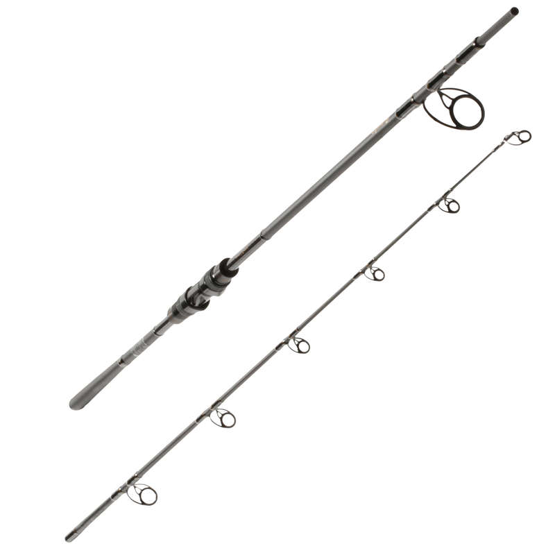 COMBO E CANNE CARPFISHING - Canna XTREM-9 SLIM 270 CAPERLAN