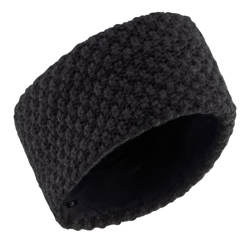 Zimní čelenka Timeless černá