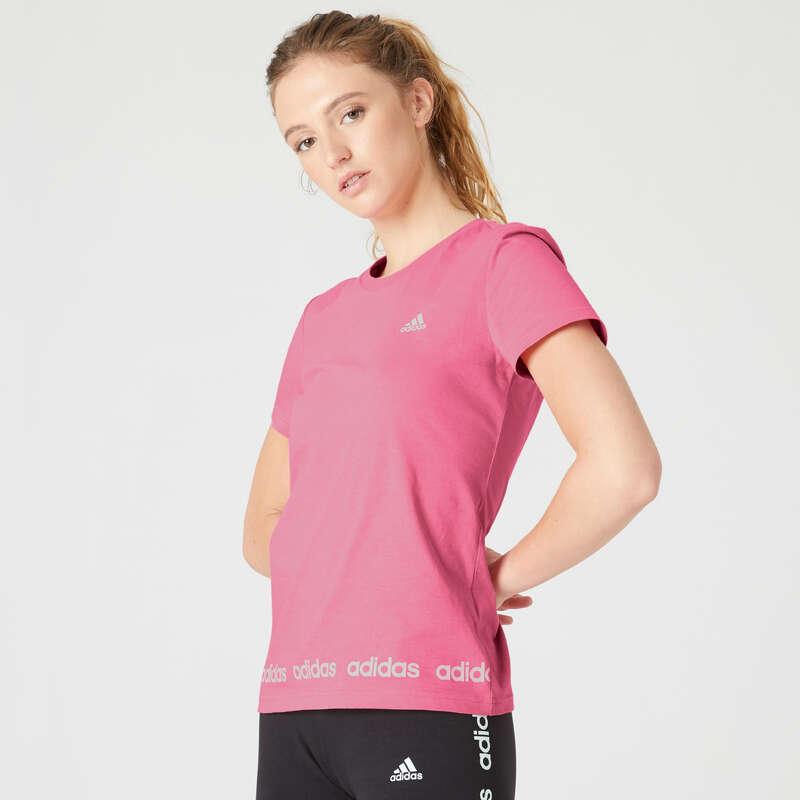 KLÄDER FÖR GYMNASTIK, PILATES, DAM Pilates - T-shirt BTS ADIDAS 1 Dam ADIDAS - Pilates Kläder, Dam