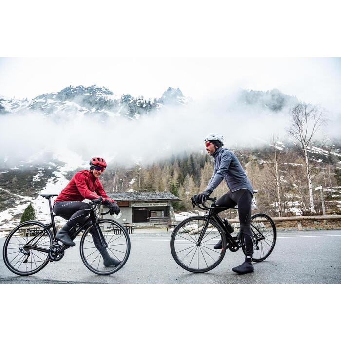 CUISSARD LONG HIVER CYCLOSPORT RCR EMBOSSE