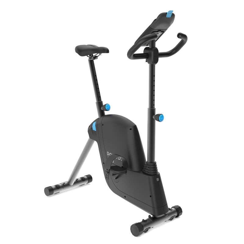 SOBNI BICIKL ZA KARDIOFITNES Fitness - Sobni bicikl EB Fold DOMYOS - Sprave za vježbanje