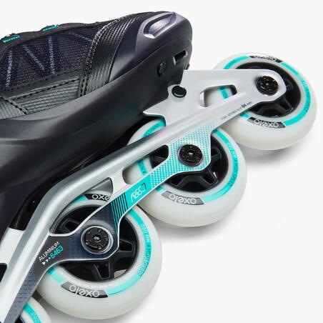 FIT500 Women's Inline Fitness Skates - Peppermint