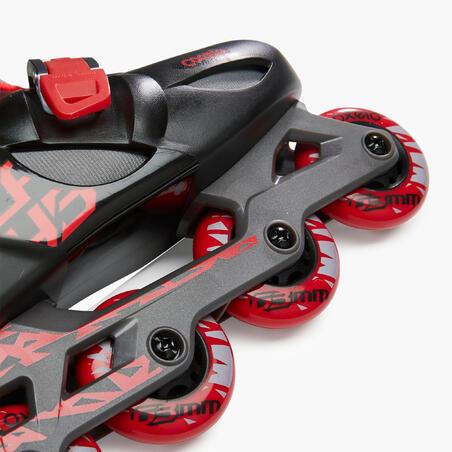 Play 5 Kids Skates - Red/Black
