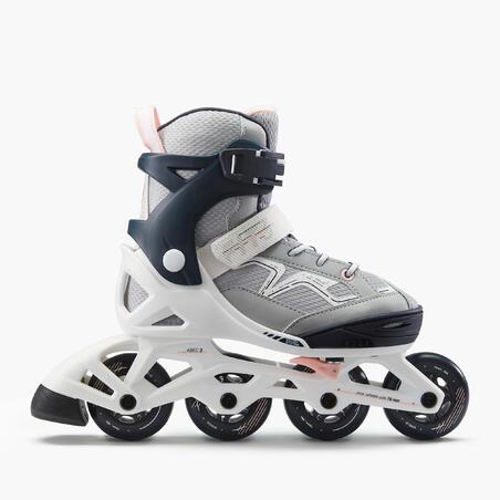 Roller fitness enfant FIT3 JR Abyss Grey