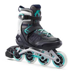 Inline Skates Inliner Fitness FIT 500 Damen Peppermint