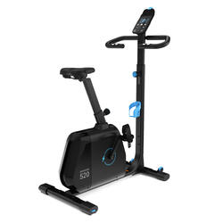 Self-Powered and Connected Exercise Bike EB 520