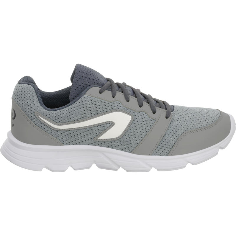 dee3fc2eee1 RUN 100 MEN S RUNNING SHOES - GREY