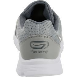 Hardloopschoenen voor heren Run 100 grijs