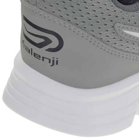 Chaussures jogging RUN 100 gris – Hommes
