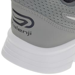 Zapatillas Running Kalenji Run One Hombre Gris/Blanco