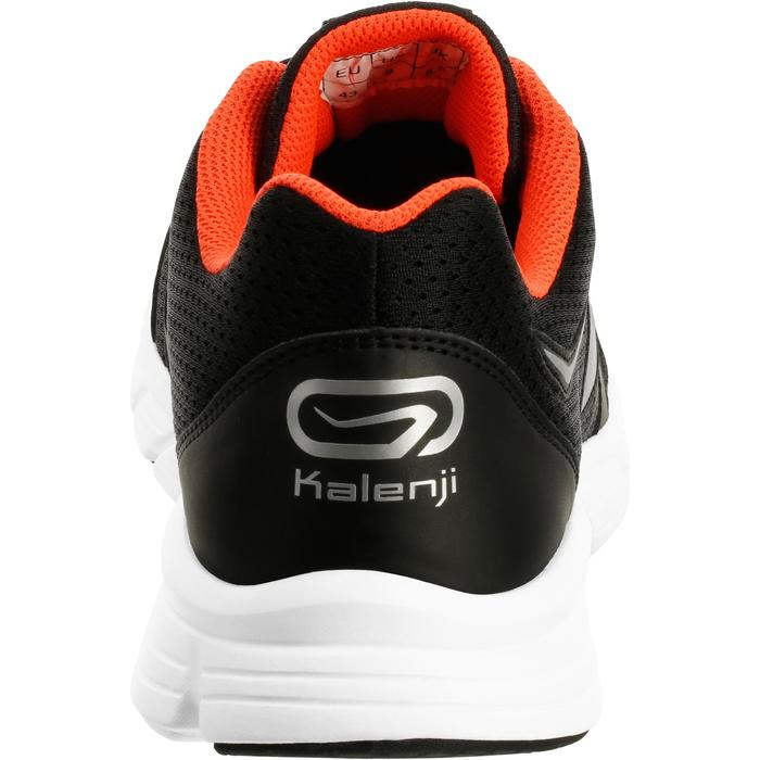 Hardloopschoenen heren Run One Plus zwart/rood