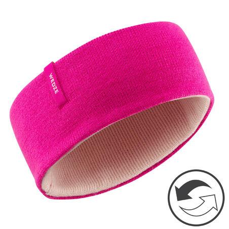 Reversible Ski Headband - Kids