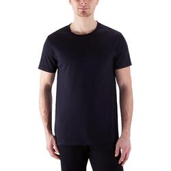 Fitness Pure Cotton T-Shirt Sportee - Black