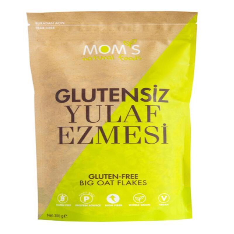 Mom's Glutensiz Yulaf Ezmesi