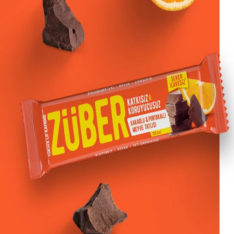 Züber Portakallı Meyve Bar