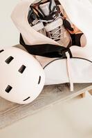Casque patin, planche et trottinetteMF500