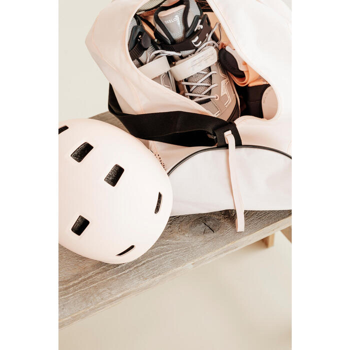 Capacete para Patins/Skate/Trotinete MF500 Bridal Rosa