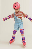 Play 3 Kids Skates - Pink/Purple