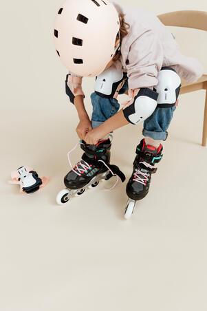 MF 500 Casque réglable patin à roues alignées, planche à roulettes, trottinette