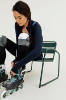 FIT500 Inline Fitness Skates Peppermint - Women's