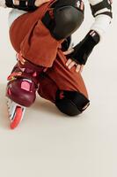 roller enfant PLAY5 tonic rose