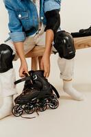 Patins à roues alignéesFit3– Enfant