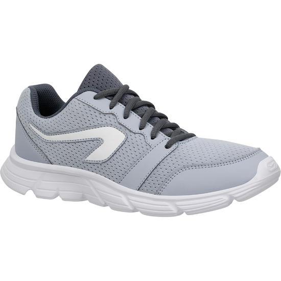Hardloopschoenen dames grijs Run One - 207733
