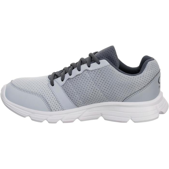 RUN ONE WOMEN'S RUNNING SHOES - GREY - 207735