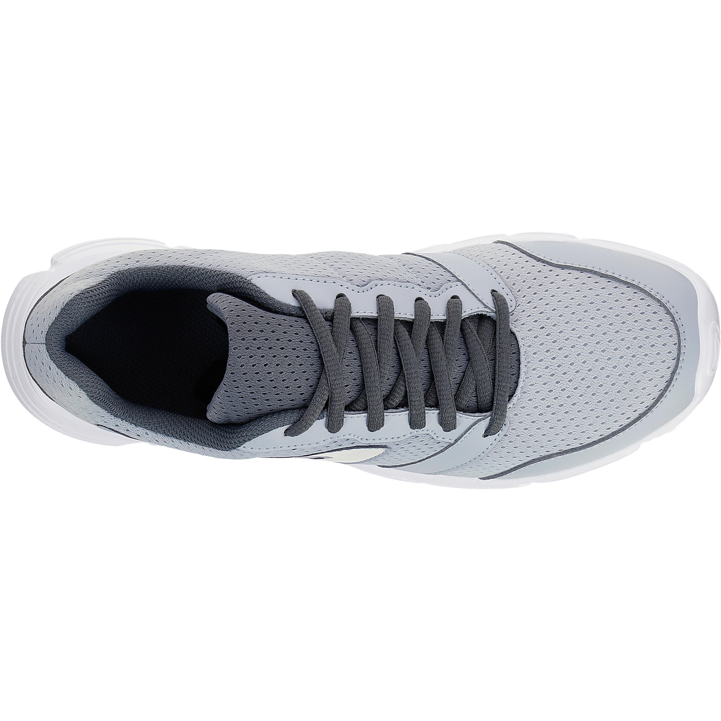 Chaussures Gris Jogging Run One Femme cqnwPTYrqS