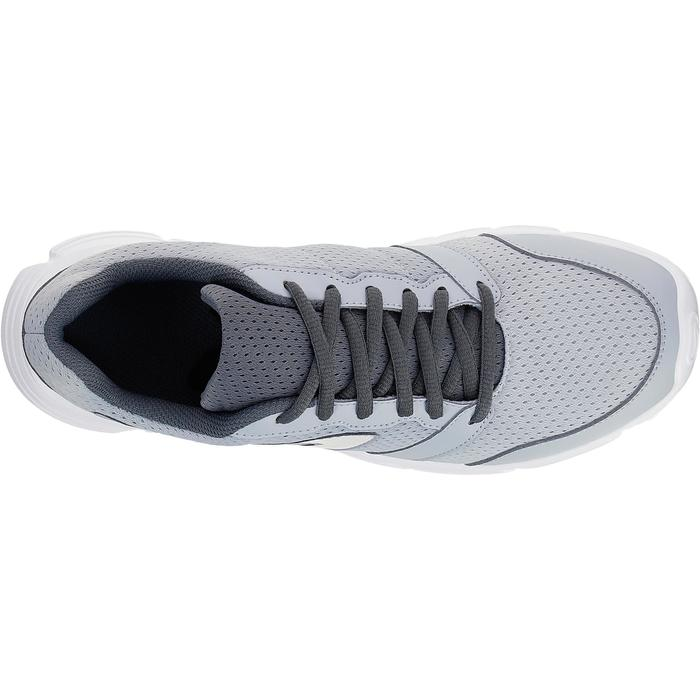 CHAUSSURES JOGGING FEMME RUN ONE GRIS - 207740