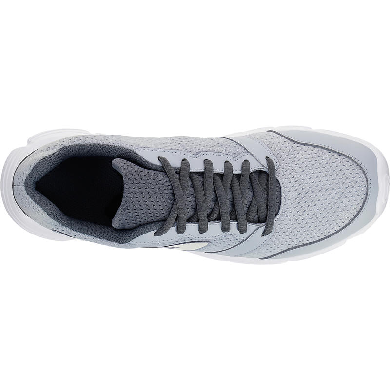 ZAPATILLAS JOGGING MUJER RUN ONE GRISES