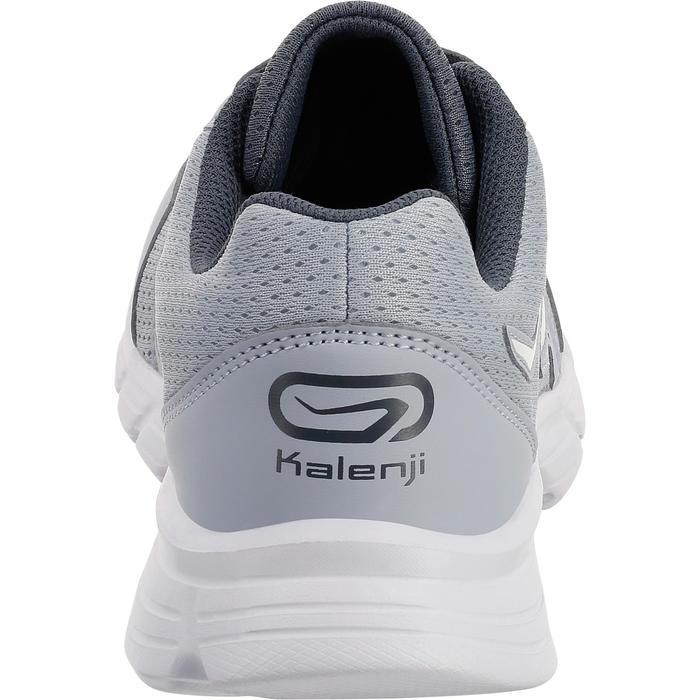 Hardloopschoenen voor dames Run 100 grijs