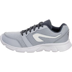RUN ONE WOMEN'S RUNNING SHOES - GREY