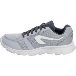 Joggingschoenen voor dames Run 100 grijs