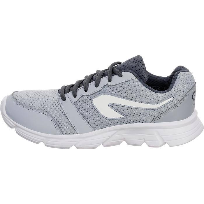 RUN ONE WOMEN'S RUNNING SHOES - GREY - 207743