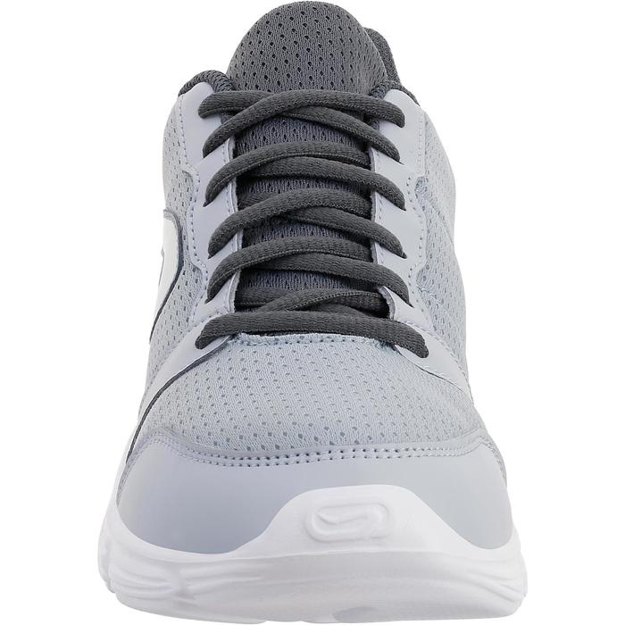 RUN ONE WOMEN'S RUNNING SHOES - GREY - 207748