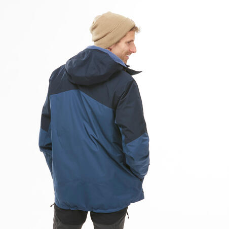 Travel 500 3-in-1 trekking jacket – Men