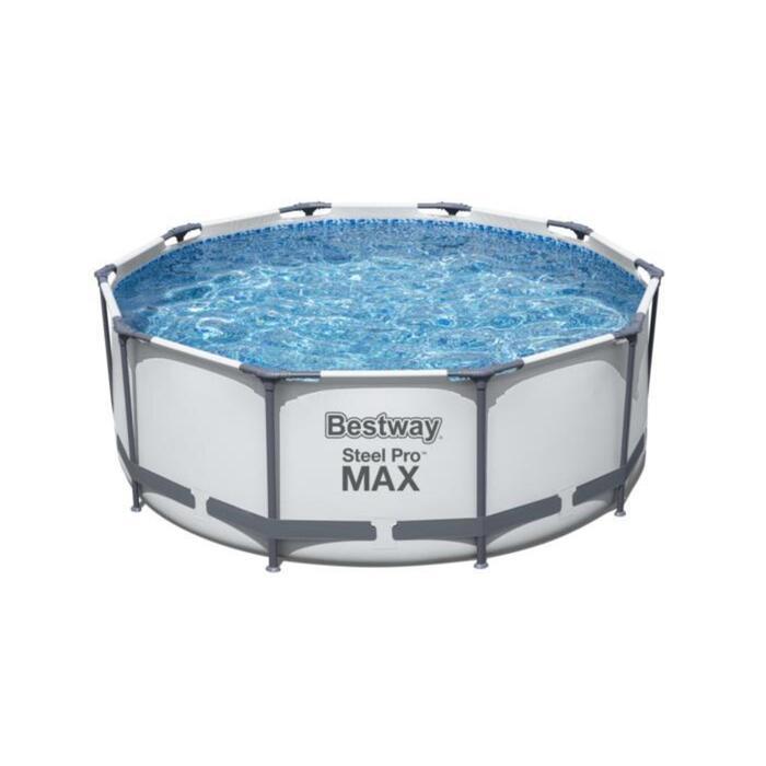 Piscina STEE LPRO MAX redonda 305 x 100 CM